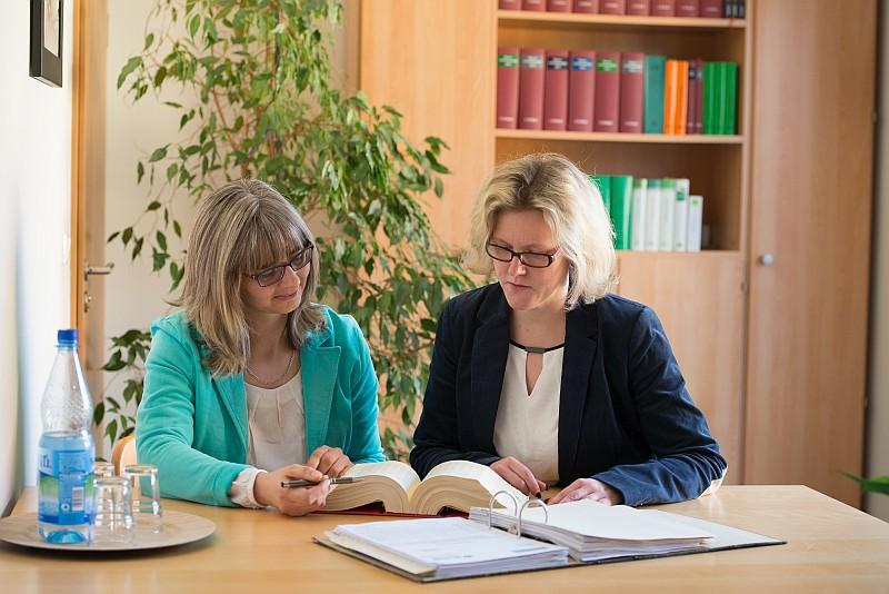 Beratung (Foto: Eisenbeiß)